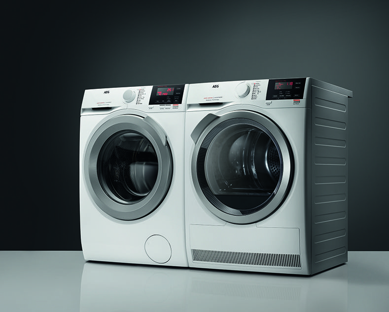 AEG washing machines